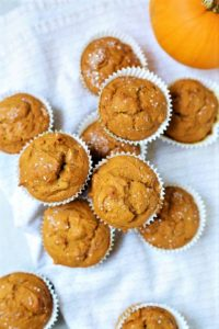 Easy-Pumpkin-Honey-Muffins-Recipe